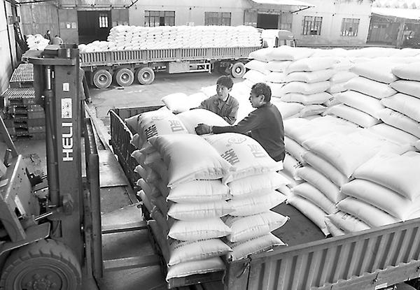 硫酸钾市场走势低迷  价格跌幅较大