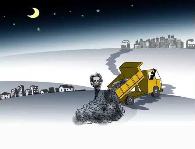 偏远乡村成危险废物非法转移重灾区 取证难、追责难