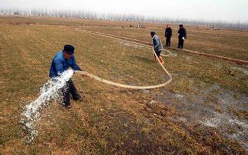 农业部:全力抓好抗春旱促春管保丰收