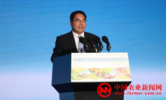 广东省副省长叶贞琴在全国新农民新技术创业创新发展论坛上的发言 ...