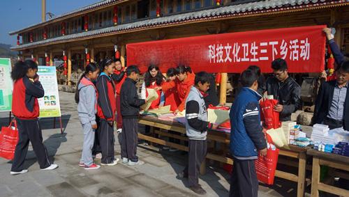 """张桃林:丰富""""三下乡""""活动内容 提升农民科技致富能力"""