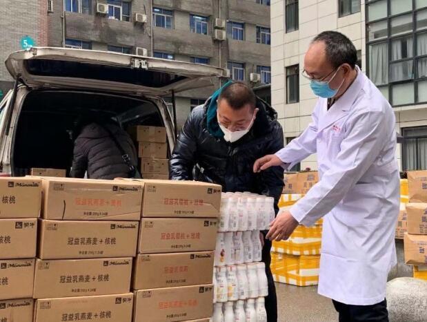 国家粮食和物资储备局:全力做好疫情防控期间中央救灾物资应急保障 ...