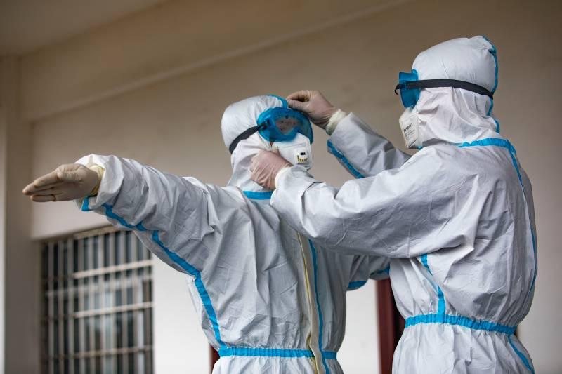 国家卫健委:2月18日24时新型冠状病毒肺炎疫情最新情况