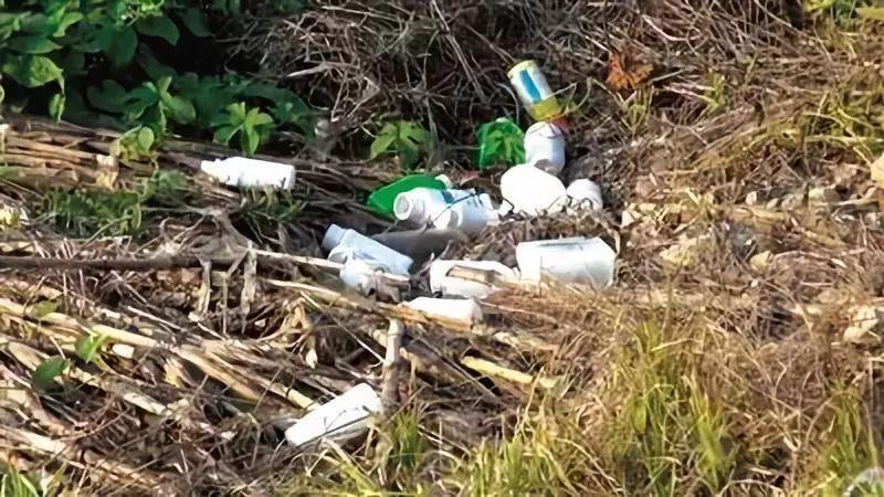 重磅!10月1日起,不回收农药包装废弃物最高罚10万!
