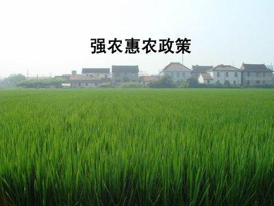 重磅!两部门发布2020年重点强农惠农政策
